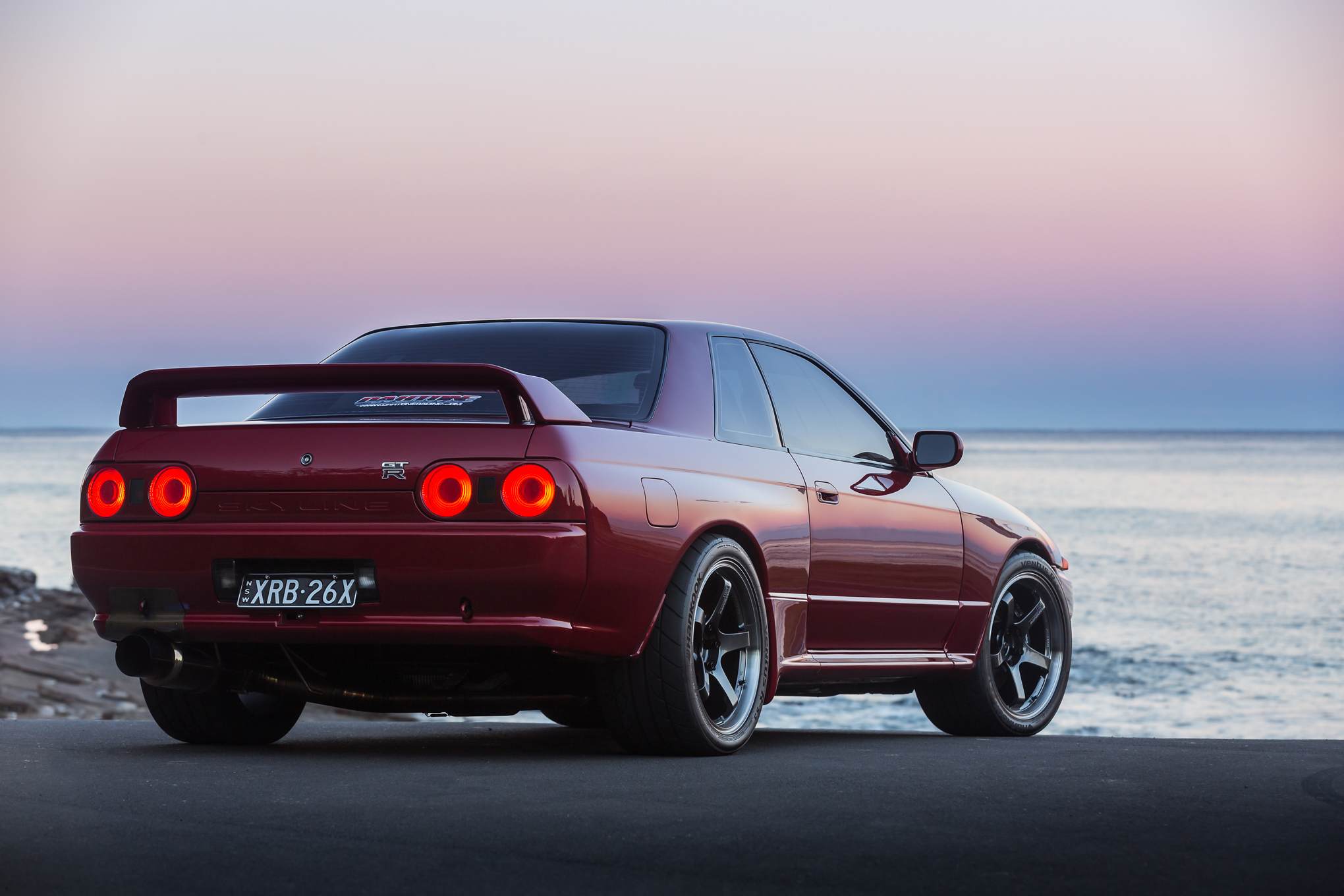ANTHONY'S XRB26X R32 GTR // JANUARY FEATURE – Live Fast