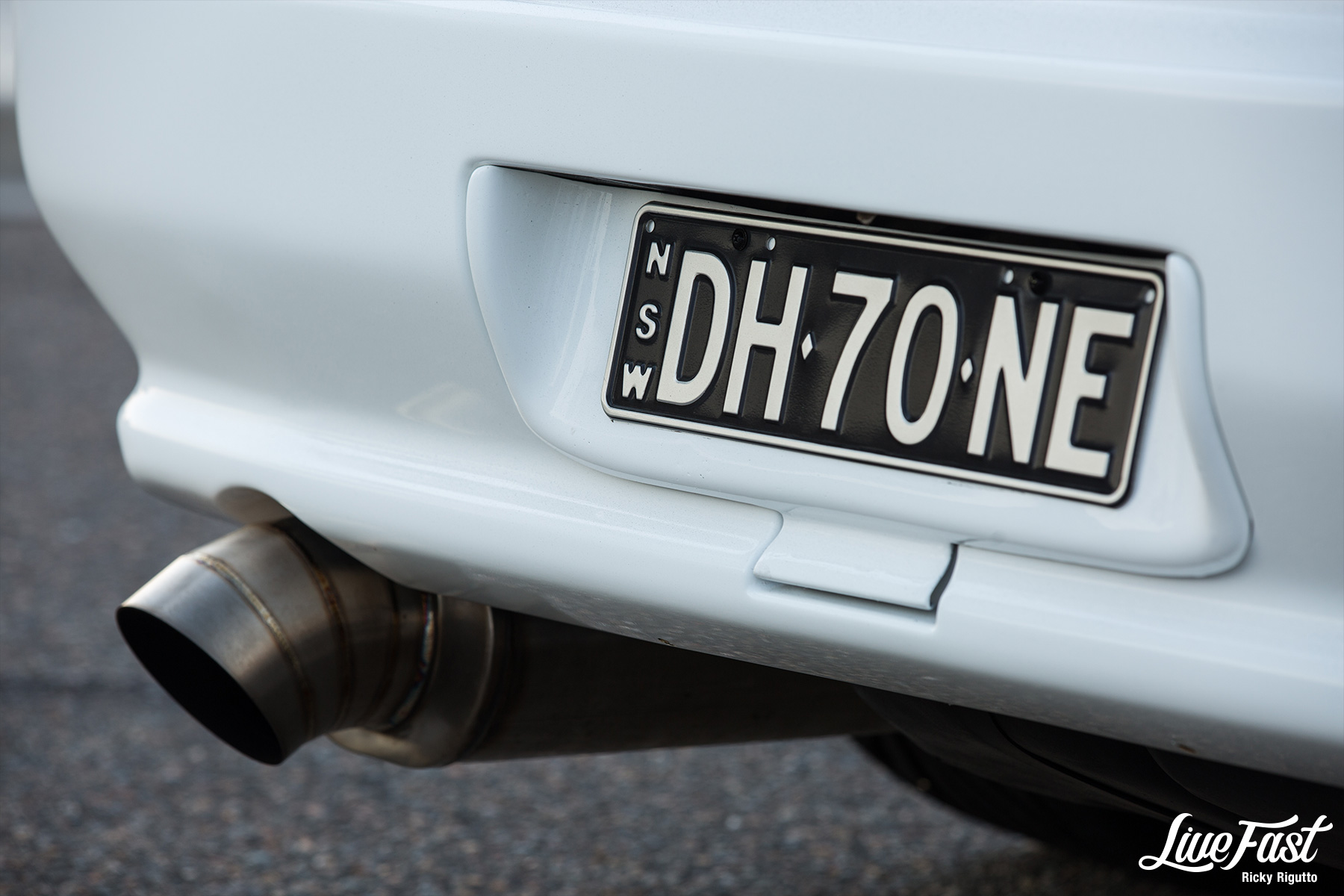 DAHTONE RACING'S R32 GTR // APRIL FEATURE – Live Fast
