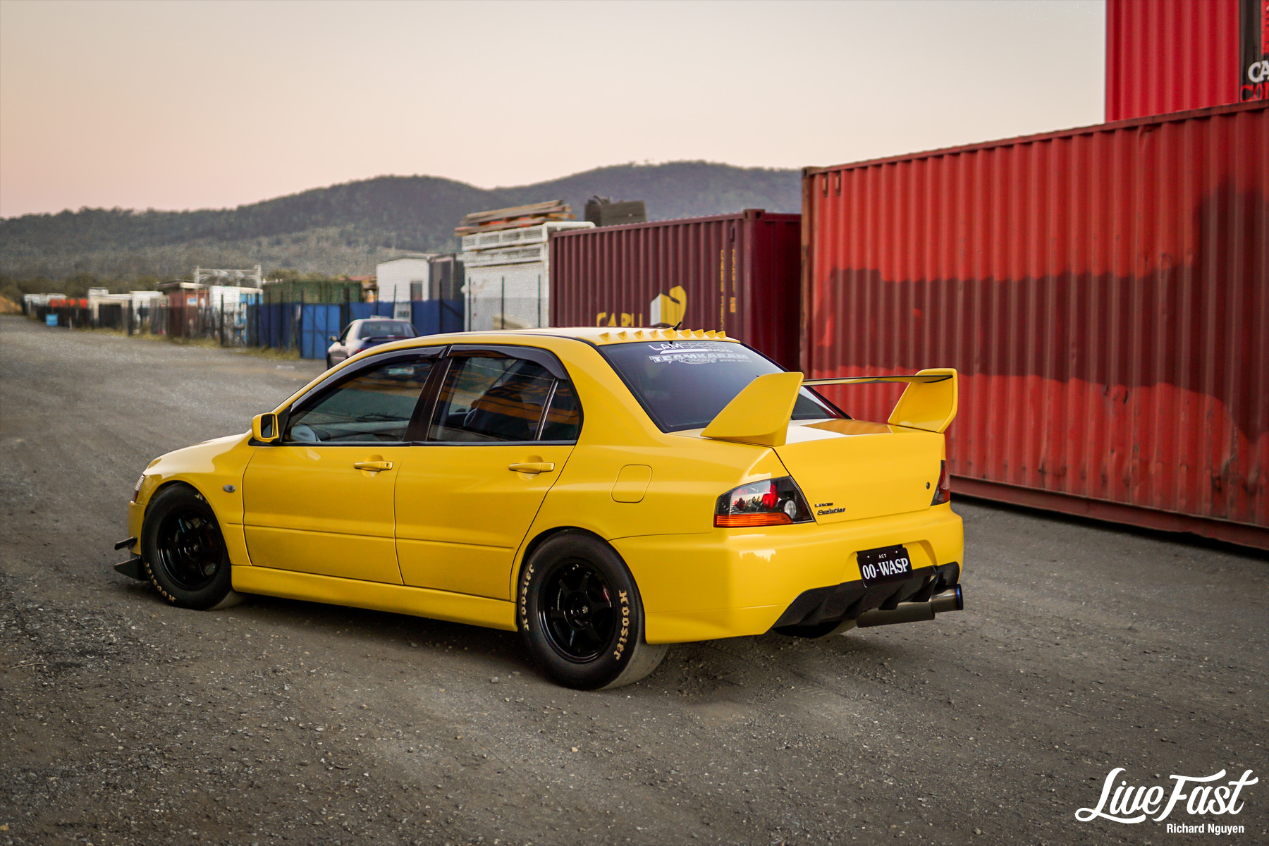 RICHARD'S 612KW EVO 9 // MARCH FEATURE – Live Fast