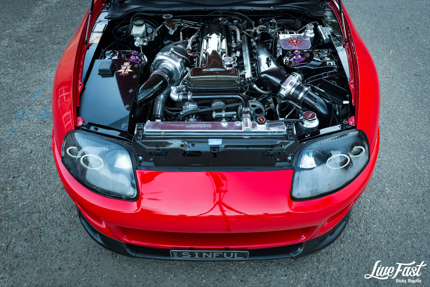JOEL'S SINFUL 630KW SUPRA // JUNE FEATURE – Live Fast