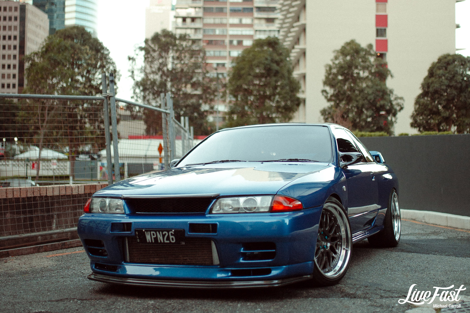 Gus S Weapon R32 Gtr December Feature Live Fast
